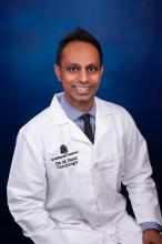 Photograph of Meet Patel, M.D.